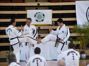 Grand Master Rhee, Ki-Ha kommer til Harstad