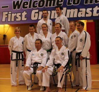 First Grandmaster Rhee i Harstad
