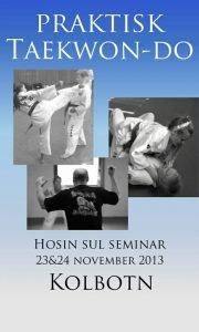 Praktisk Taekwon-Do Hosin Sul
